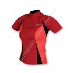 BENICE 2.0 női kerékpáros hosszú ujjú mez, fekete - ROGELLI